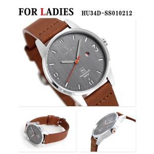 ペアウォッチ トリワ 腕時計 時計 TRIWA 北欧 スウェーデン 革ベルト グレー×ブラウン|nanaple|03