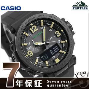 カシオ プロトレック PRG-600 ソーラー メンズ 腕時計 PRG-600Y-1DR