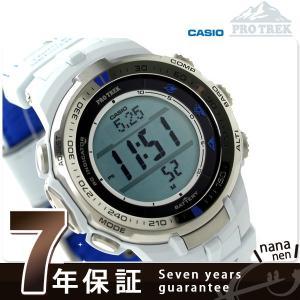 カシオ プロトレック トリプルセンサー メンズ 腕時計 PRW-3000G-7DR