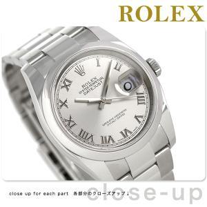 ロレックス ROLEX デイトジャスト 36 メンズ 時計 ...