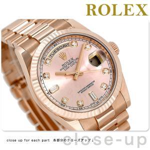 ロレックス ROLEX デイデイト 36 メンズ 時計 11...