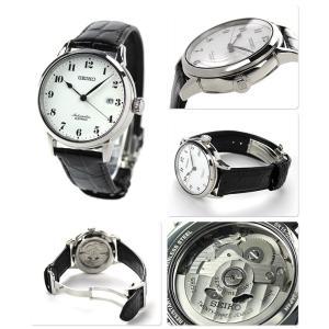 セイコー プレザージュ プレステージ ライン ほうろうダイヤル SARX027 SEIKO 腕時計 自動巻き|nanaple|02