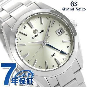 グランドセイコー 9Fクオーツ GMT メンズ 腕時計 SBGN011 GRAND SEIKO ゴールド|nanaple