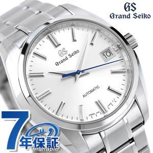 グランドセイコー 9Sメカニカル 40mm 自動巻き メンズ 腕時計 SBGR315 GRAND SEIKO シルバー|nanaple