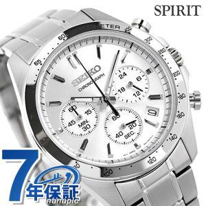 19日はポイント最大17倍 セイコー 腕時計 メンズ 8Tクロノグラフ SBTR009 SEIKO シルバー 腕時計のななぷれ