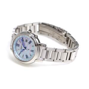 e5e6e598a5 ... 先着!2,500円割引クーポン セイコー ルキア SEIKO LUKIA 電波ソーラー チタン レディース 腕時計 SSQV027 ...