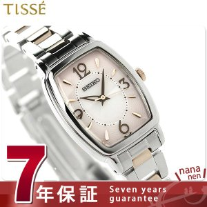 セイコー ティセ トノーソーラー レディース 腕時計 SWFA161 SEIKO