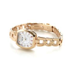 セイコー セレクション 限定モデル レディース SWFH100 SEIKO ホワイト×ピンクゴールド 腕時計 時計 nanaple 04