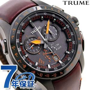 ポイント最大24倍 エプソン トゥルーム 日本製 GPS電波ソーラー TR-MB7007 TRUME...