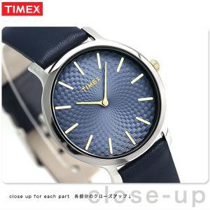 タイメックス スカイライン 34mm レディース 腕時計 TW2R36300|nanaple