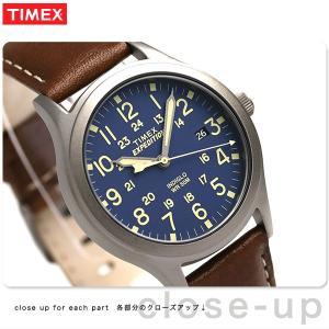 タイメックス スカウトメタル 36mm メンズ 腕時計 TW4B11100|nanaple