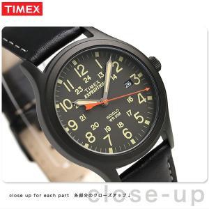 タイメックス スカウトメタル 36mm メンズ 腕時計 TW4B11200|nanaple