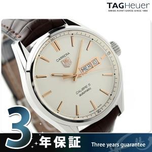 タグホイヤー TAG Heuer カレラ 自動巻き 時計 メンズ 新品 WAR201D.FC6291 腕時計...