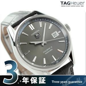 タグホイヤー TAG Heuer カレラ 自動巻き 時計 メンズ 新品 WAR211C.FC6336 腕時計...