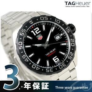 タグホイヤー フォーミュラ1 41MM クオーツ 腕時計 WAZ1110.BA0875 新品