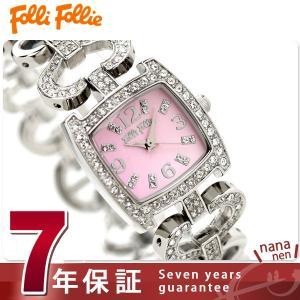 フォリフォリ Folli Follie 腕時計 レディース WF5T120BPP