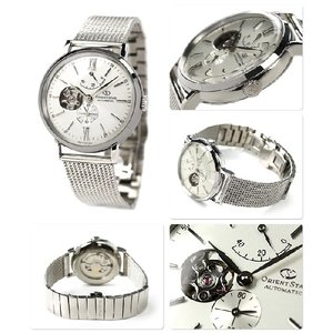 オリエントスター クラシック 自動巻き メンズ 腕時計 WZ0161DK オープンハート|nanaple|02
