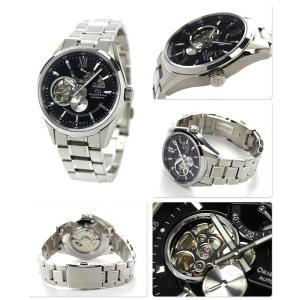 オリエントスター 自動巻き 腕時計 WZ0181DK コンテンポラリースタンダード モダンスケルトン|nanaple|02