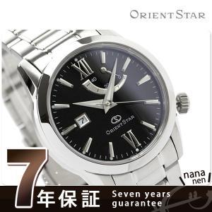 今ならクーポン利用で1000円OFF オリエントスター 腕時計 パワーリザーブ 自動巻き メンズ Orient Star WZ0281EL|nanaple