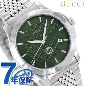 GUCCI グッチ 時計 Gタイムレス 40mm メンズ 腕時計 YA1264108