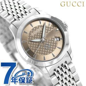 GUCCI グッチ 時計 Gタイムレス 28mm レディース 腕時計 YA1265007
