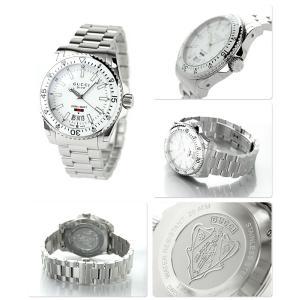 GUCCI グッチ メンズ 腕時計 ダイバーズ YA136302|nanaple|02