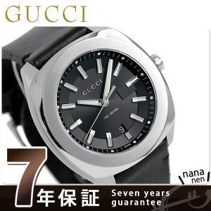 8bfa6663fdf GUCCI グッチ 時計 GG2570 コレクション 44mm メンズ YA142206  YA142206 ...