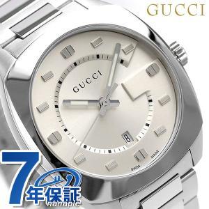 GUCCI グッチ 時計 GG2570 コレクション ラージ 41mm メンズ YA142308