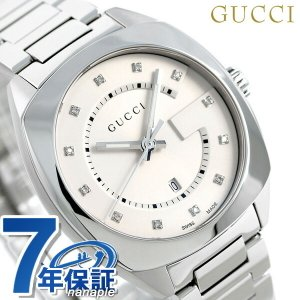 8038ab793be9 GUCCI グッチ 時計 GG2570 コレクション 37mm レディース YA142403