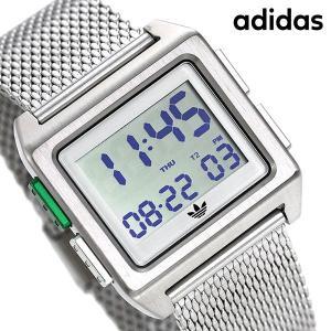 先着8%OFFクーポンにポイント最大24倍 アディダス adidas 時計 デジタル メンズ レディ...