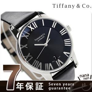 ティファニー アトラス ドーム メンズ 腕時計 Z1800....