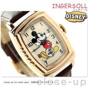 ディズニー ミッキー 30'sコレクション 復刻モデル ZR26564 インガソール 腕時計