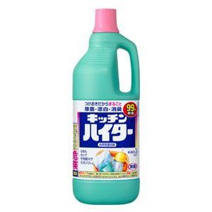 【花王】住居洗剤キッチンハイター【1500ml】...