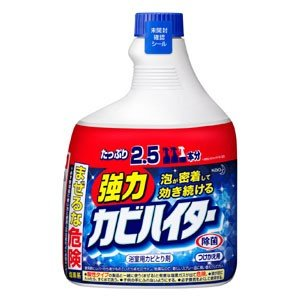 【花王】住居洗剤強力カビハイター 付替 特大【1000ml】...