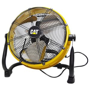 【CAT(キャタピラー)】工場扇 DC工場扇【HV−14S−DC 35cm羽 】|nanbahc