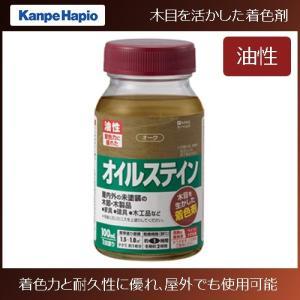 JAN 4972910393014 【カンペハピオ】油性ステイン オイルステインA【100ml オー...