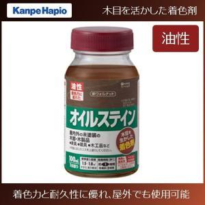 JAN 4972910393090 【カンペハピオ】油性ステイン オイルステインA【100ml 新ウ...
