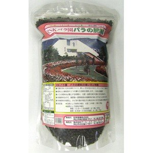 【松栄産業】肥料 RSKバラ園バラの肥料【1.5kg】