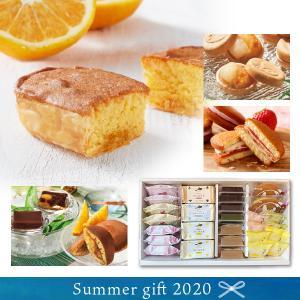お中元 ギフト 季節限定 なんばん夏セレクトギフト(和洋アソート) 32個入|nanbanourai