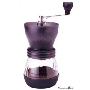 ハリオ セラミック・コーヒーミル・スケルトン MSCS-2B|nanbucoffee