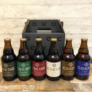 COEDOビール コエドビールギフトセット 6本入|nanbucoffee
