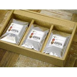 B3-1 自家焙煎珈琲豆3種ギフトセット nanbucoffee
