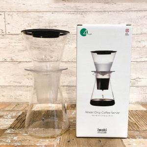 iwaki パイレックスウォータードリップコーヒーサーバー 8644-CL|nanbucoffee|02