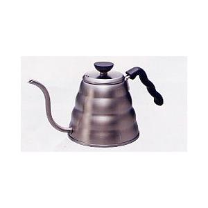 ハリオ V60コーヒードリップケトル・ヴォーノ VKB-120HSV|nanbucoffee