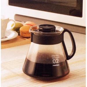 ハリオ V60レンジサーバー 600 XVD-60B|nanbucoffee|02