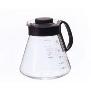 ハリオ V60レンジサーバー 800 XVD-80B|nanbucoffee