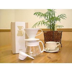 ハリオ カラードリッパー&ポット|nanbucoffee