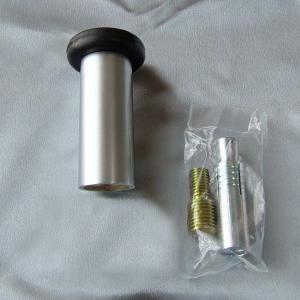 末広金具 丸型戸当り 139-85|nandemo-glass-kan