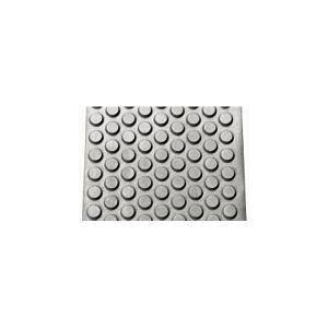 末広金具 防音戸当りゴム 3M-WH(ホワイト)|nandemo-glass-kan