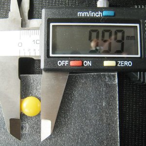シャッター・ボタン・ぽっち 黄色 凹底面 10型 000001|nandemo-glass-kan|04